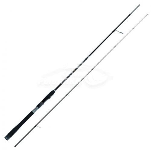 Спиннинг Silver Stream TAIFUN ROD - F 20 YEARS TNF 802 2.43м, 2-14гр